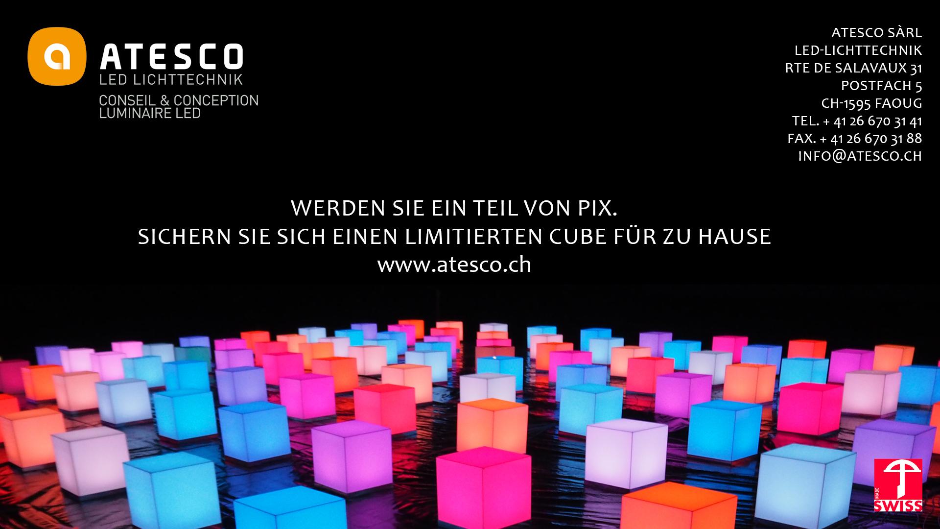 Atesco PIX