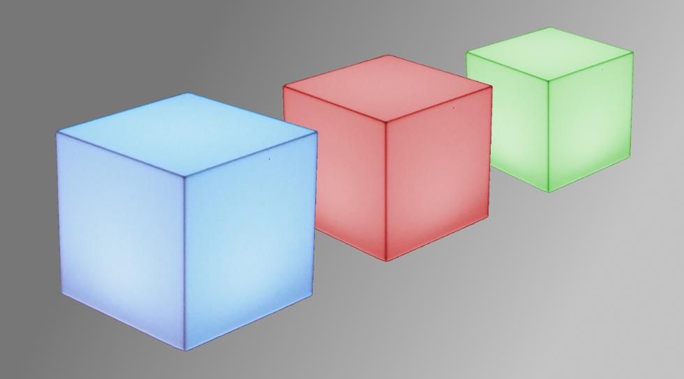 cube rgb