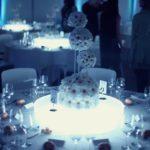 Bromer Art Tischdekoration LED