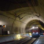 AEE Signaltafel Gotthard Basistunnel Löschzug