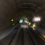AEE Signaltafel Gotthard Basistunnel Front LED Atesco