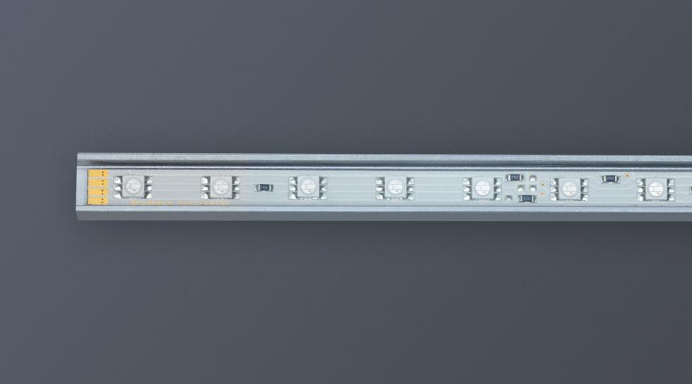 rsn wandstrahler wallwash 12w ip65 wasserdicht led leiste au en licht warmwei 3000k hintergrund. Black Bedroom Furniture Sets. Home Design Ideas