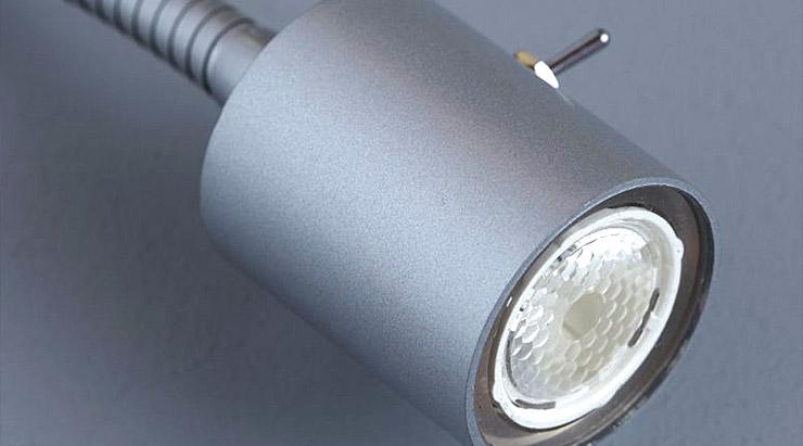 LED Leselampen